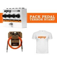 Orange Pack Terror Stamp
