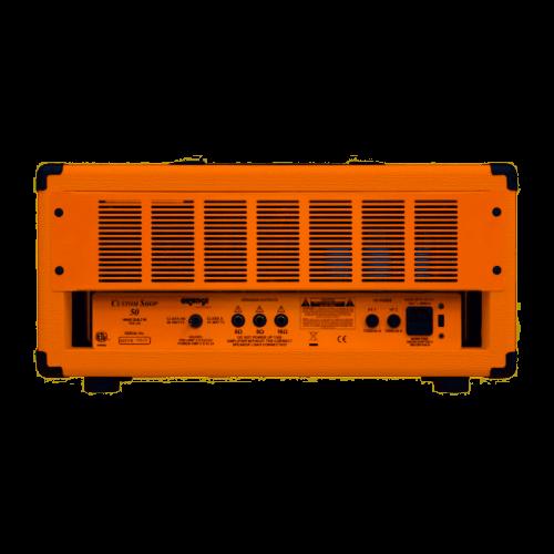 Orange Custom Shop 50 Testata Per Chitarra