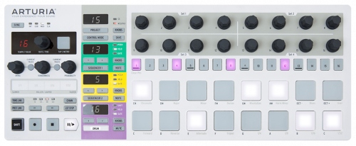 Arturia BeatStep Pro Controller Sequencer Usb-Midi
