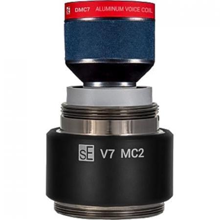 SE Electronics V7 MC2 Black (Sennheiser) Capsula