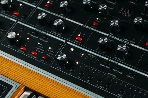 Moog The One 16 Voci Sintetizzatore Analogico