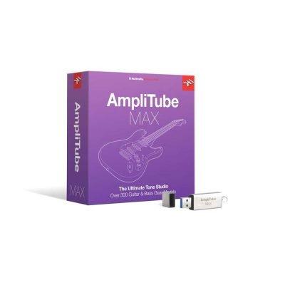 IK Multimedia AmpliTube MAX - bundle AmpliTube per MAC e PC