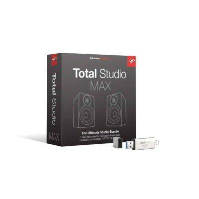 IK Multimedia Total Studio MAX - bundle per MAC e PC