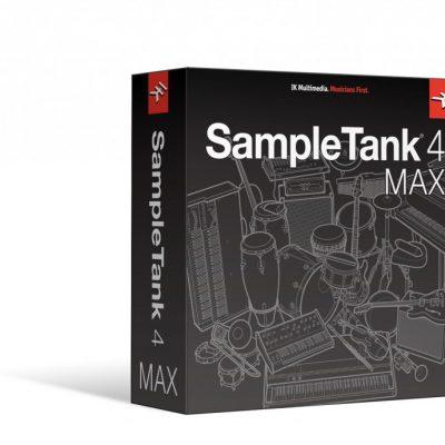 IK Multimedia SampleTank 4 MAX - campionatore virtuale per MAC e PC