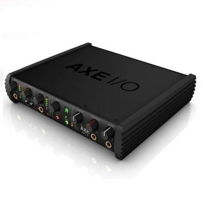 IK Multimedia AXE I/O - Scheda audio USB per chitarra/basso