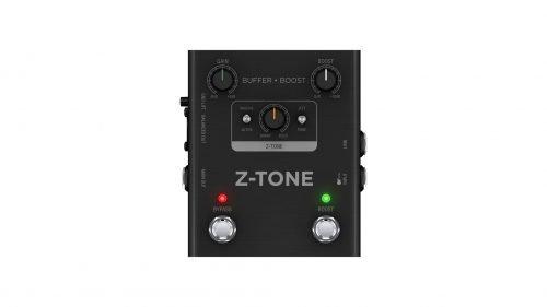 IK Multimedia Z-TONE Buffer Boost - Preamplificatore/DI/Buffer a pedale