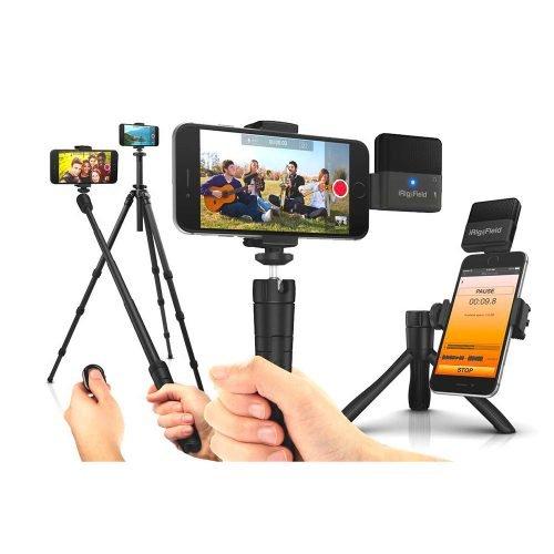 IK Multimedia iKlip Grip - stand per dispositivi di video registrazione