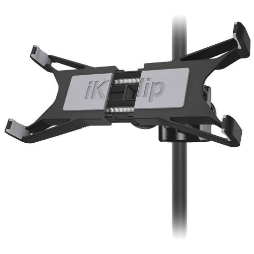 IK Multimedia iKlip Xpand - supporto da asta per tablet