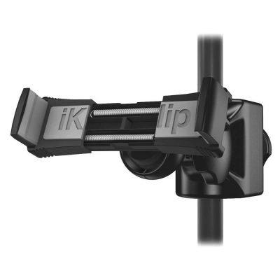 IK Multimedia iKlip Xpand Mini - supporto da asta per smartphone