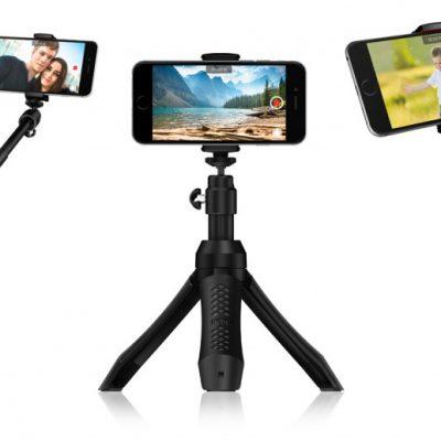 IK Multimedia iKlip Grip Pro - stand per iPhone