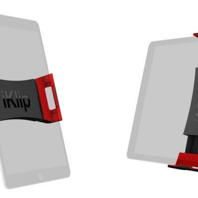IK Multimedia iKlip 3 - supporto da asta per iPad