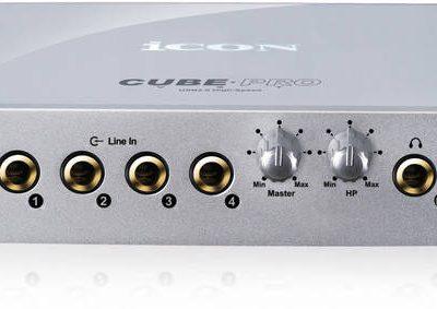 Icon Cube Pro ProDrive III - interfaccia audio USB
