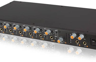 Icon Umix 1010 Rack ProDrive III - interfaccia audio USB