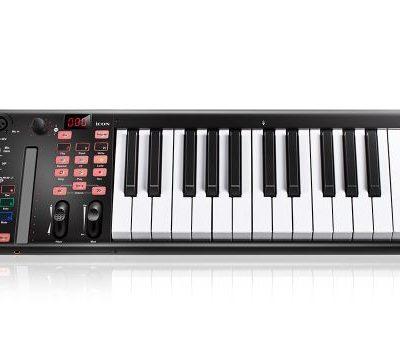 Icon iKeyboard 3S ProDrive III - tastiera MIDI a 25 tasti