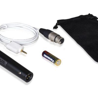 Icon iPlug M - microfono palmare/interfaccia audio - compatibile con iPad
