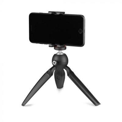 Joby KIT HANDYPOD MOBILE STANDARD - Mini treppiede a gambe rigide e supporto con snodo a sfera per smartphone