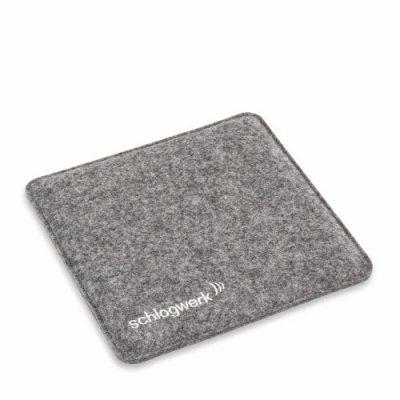Schlagwerk SP70NT - pad in feltro per Cajon - grigio