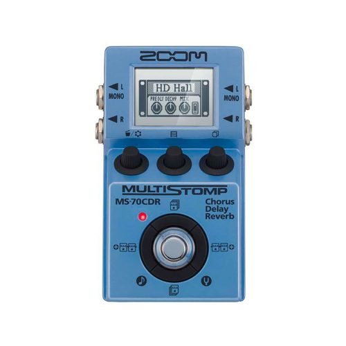 Zoom MS-70 CDR - Pedale chorus