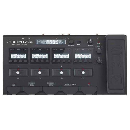 Zoom G5n - pedaliera multieffetto