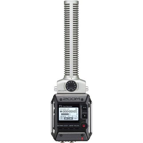 Zoom F1-SP - field recorder + Microfono shotgun