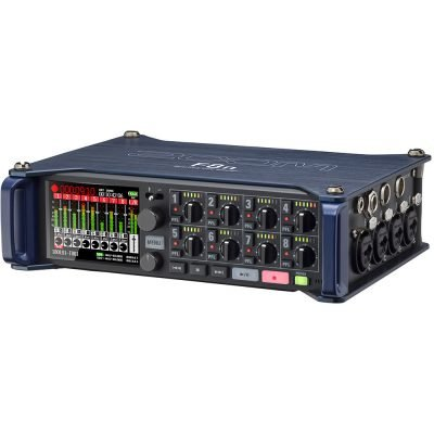 Zoom F8n - multitrack field recorder