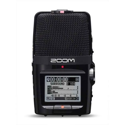 Zoom H2n Registratore 4 tracce