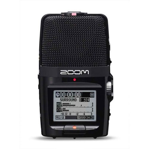 Zoom H2n Registratore 4 tracce