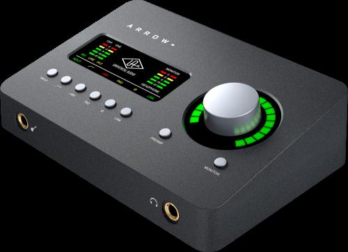 Universal Audio Arrow Scheda Audio