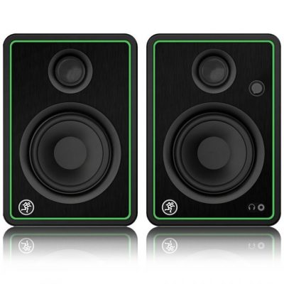 Mackie CR3-XBT Coppia Monitor bluetooth Da Studio