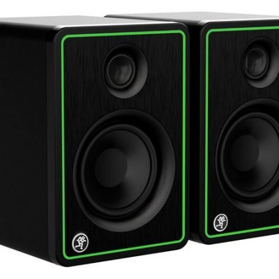 Mackie CR4-X Monitor Studio Coppia