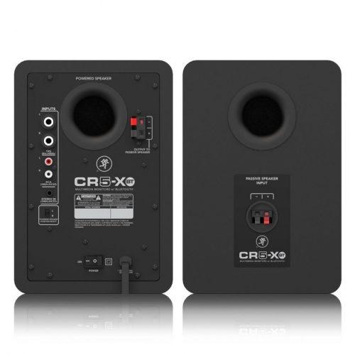 Mackie CR5-XBT Coppia Monitor Da Studio