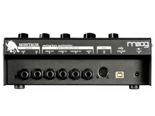 MOOG MiniTaur Rev. 2.0 Synth Bass