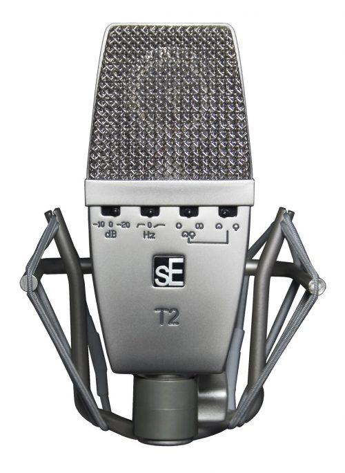SE Electronics sE T2 Titanium Microfono