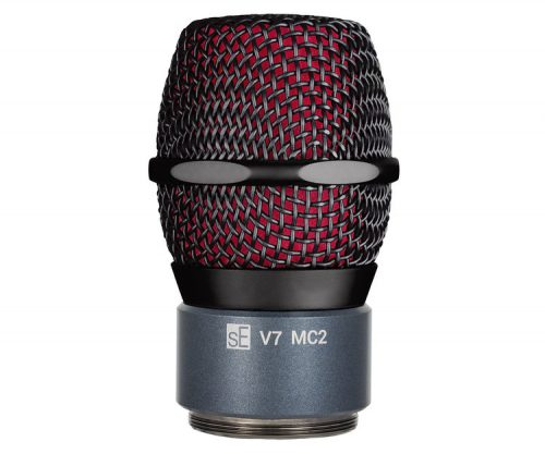SE Electronics V7 MC2 Black & Blue (Sennheiser) Capsula