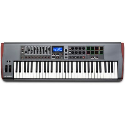 Novation Impulse 61 Tastiera Controller USB MIDI