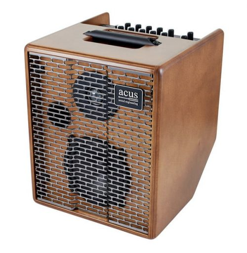 Acus One Forstrings 5T Simon Wood Amplificatore