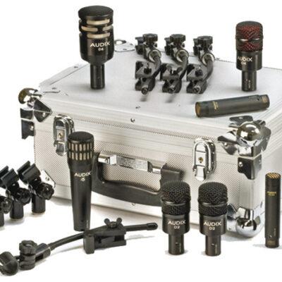 Audix DP Elite 8 Kit 8 Microfoni Per Batteria