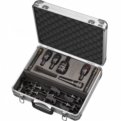 Audix DP7 Kit Microfoni Per Batteria