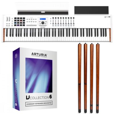 ARTURIA KeyLab 88 MKII Power Trio Bundle
