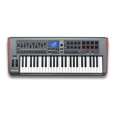 Novation Impulse 49 Tastiera Controller USB MIDI