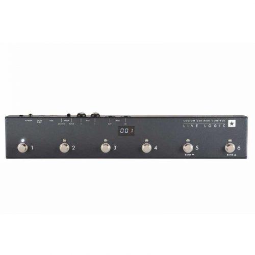 Blackstar Live Logic Midi Controller Pedaliera