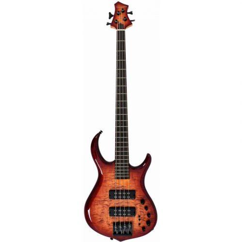 Marcus Miller M7 Alder-4 Brown Sunburst Basso
