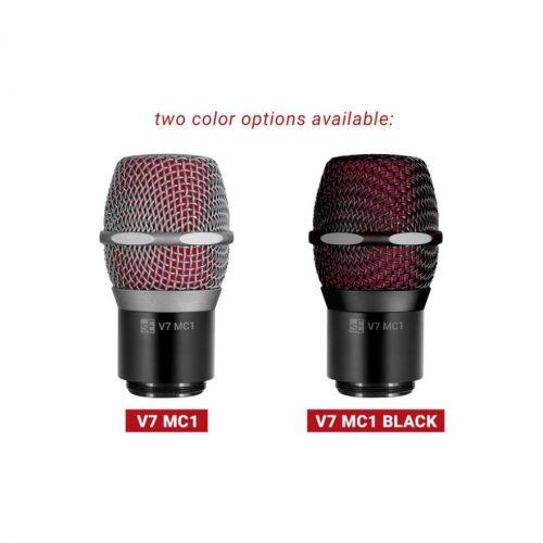 SE Electronics V7 MC1 Black (Shure) Capsula