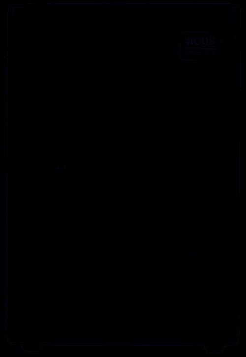 Acus One Forstrings Ad Black Amplificatore Acustico