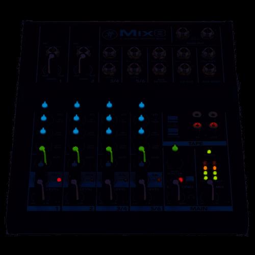 Mackie Mix8 Mixer 8 Canali