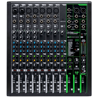 Mackie PROFX12V3 Mixer 12 Canali