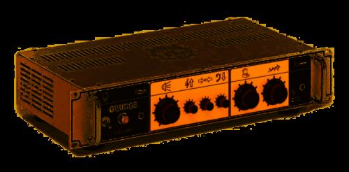 Orange OB1-500 Testata Per Basso