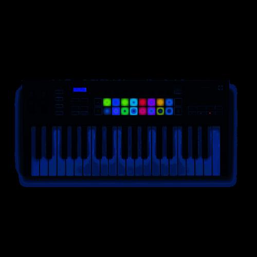 Novation Launchkey 37 MK3 Tastiera Controller
