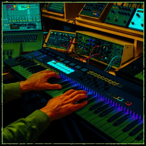 Novation 61 SL MKIII Tastiera Controller