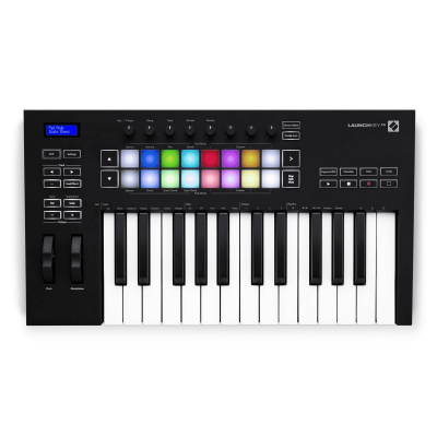 Novation Launchkey 25 MK3 Tastiera Controller
